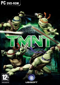 Jaquette de Teenage Mutant Ninja Turtles : Les Tortues Ninja PC