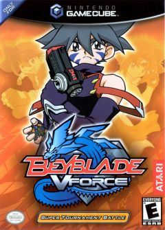 Jaquette de Beyblade : Super Tournament Battle GameCube