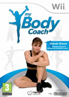 Jaquette de My Body Coach Wii
