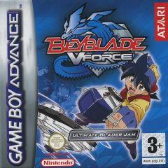 Jaquette de Beyblade : Ultimate Blader Jam Game Boy Advance
