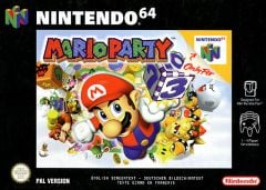 Jaquette de Mario Party Nintendo 64