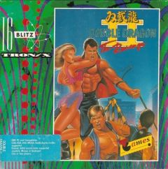 Jaquette de Double Dragon II : The Revenge PC