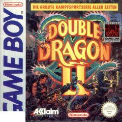 Double Dragon II : The Revenge (Game Boy)