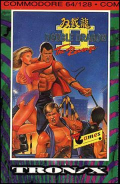 Jaquette de Double Dragon II : The Revenge Commodore 64