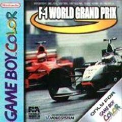 Jaquette de F-1 World Grand Prix Game Boy Color