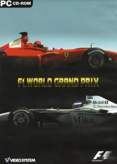 Jaquette de F-1 World Grand Prix PC