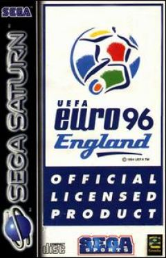 Jaquette de Euro 96 Sega Saturn