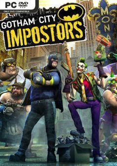 Jaquette de Gotham City Impostors PC