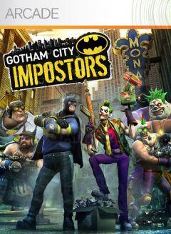Jaquette de Gotham City Impostors Xbox 360