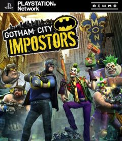 Jaquette de Gotham City Impostors PlayStation 3