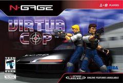 Jaquette de Virtua Cop N-Gage