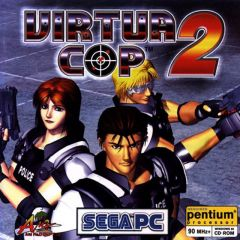 Jaquette de Virtua Cop 2 PC