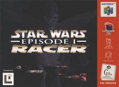Jaquette de Star Wars Episode 1 : Racer Nintendo 64