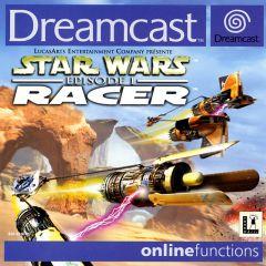 Star Wars Episode 1 : Racer (Dreamcast)