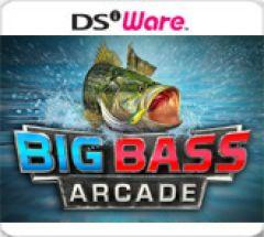 Jaquette de Big Bass Arcade DSi
