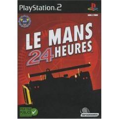 Jaquette de 24 H du Mans PlayStation 2