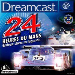Jaquette de 24 H du Mans Dreamcast