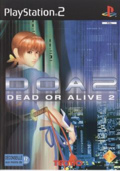 Jaquette de Dead or Alive 2 PlayStation 2