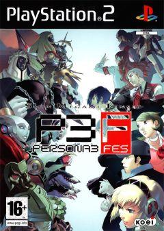 Jaquette de Shin Megami Tensei : Persona 3 Fes PlayStation 2