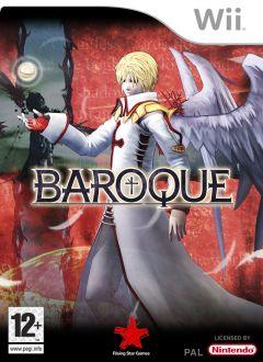 Jaquette de Baroque Wii