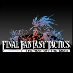 Jaquette de Final Fantasy Tactics : The War of the Lions iPad