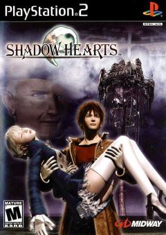 Jaquette de Shadow Hearts PlayStation 2