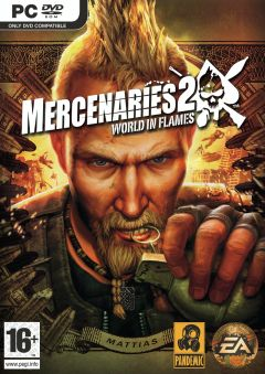 Jaquette de Mercenaries 2 : L'Enfer des Favelas PC