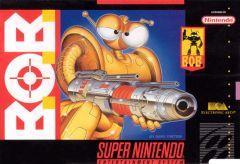 Jaquette de B.O.B. Super NES
