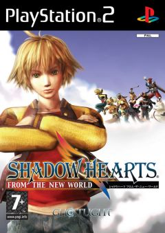Jaquette de Shadow Hearts :  From the New World PlayStation 2