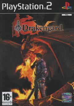 Jaquette de Drakengard PlayStation 2