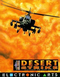 Jaquette de Desert Strike : Return to the Gulf PC