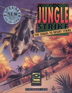 Jaquette de Jungle Strike : The Sequel to Desert Strike PC