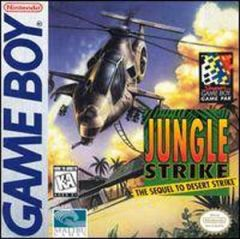 Jaquette de Jungle Strike : The Sequel to Desert Strike Game Boy