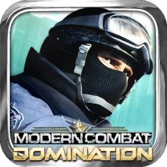 Jaquette de Modern Combat : Domination Mac