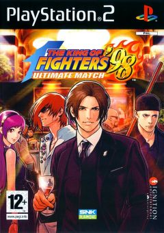 Jaquette de The King of Fighters' 98 : Ultimate Match PlayStation 2