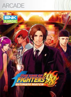 Jaquette de The King of Fighters' 98 : Ultimate Match Xbox 360