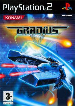 Jaquette de Gradius V PlayStation 2