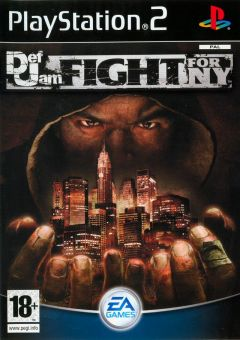 Jaquette de Def Jam Fight for NY PlayStation 2