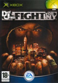 Jaquette de Def Jam Fight for NY Xbox