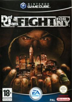Jaquette de Def Jam Fight for NY GameCube