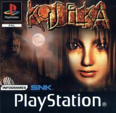 Jaquette de Koudelka PlayStation