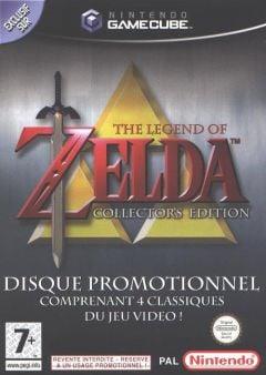 The Legend of Zelda : Collector's Edition (GameCube)