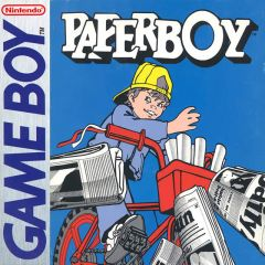 Jaquette de Paperboy Game Boy