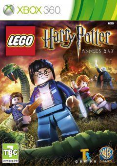 Jaquette de LEGO Harry Potter Années 5 à 7 Xbox 360