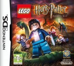 Jaquette de LEGO Harry Potter Années 5 à 7 DS