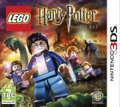 Jaquette de LEGO Harry Potter Années 5 à 7 Nintendo 3DS