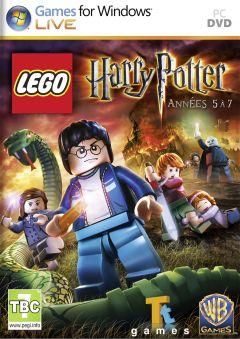 Jaquette de LEGO Harry Potter Années 5 à 7 PC