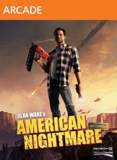 Jaquette de Alan Wake's American Nightmare Xbox 360
