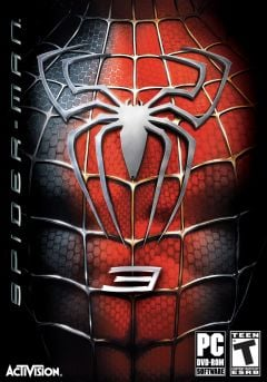 Jaquette de Spider-Man 3 PC