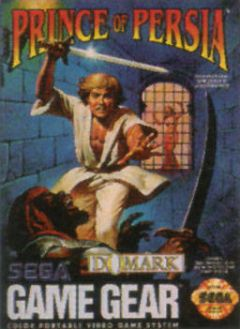 Jaquette de Prince of Persia (original) GameGear